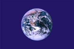 One Earth, One Flag