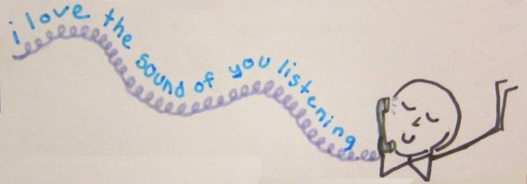 love sound of listening