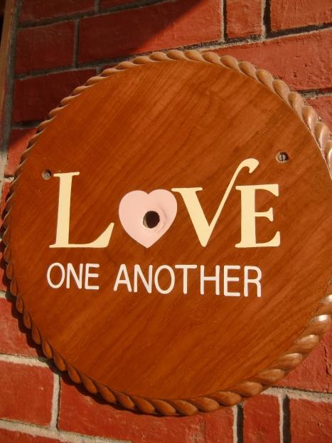 Amaos unos a otros